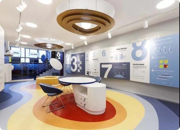 多媒體電力展廳設計(展廳多媒體設計)