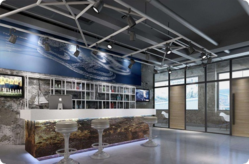 多媒體互動展廳設計裝修(多媒體互動教學系統)