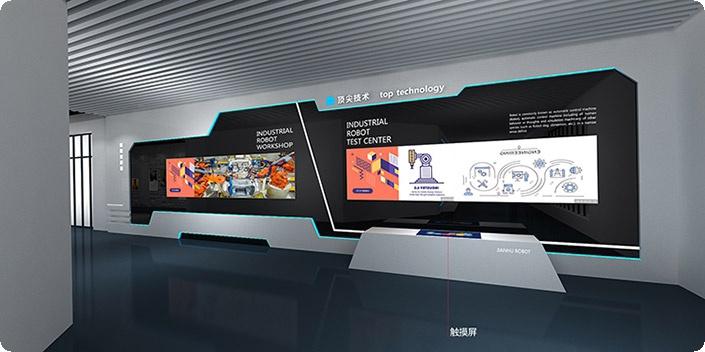 多媒体设计展厅公司(展厅多媒体设计)