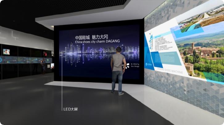 多媒體展覽展廳設計哪家好(展廳多媒體設計)