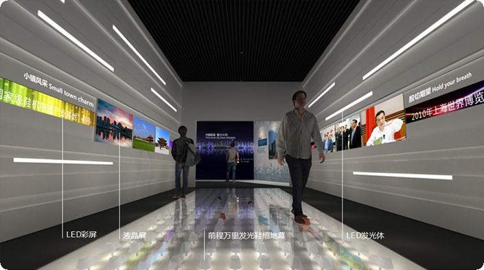 多媒體展廳設計制作(展廳多媒體設計)